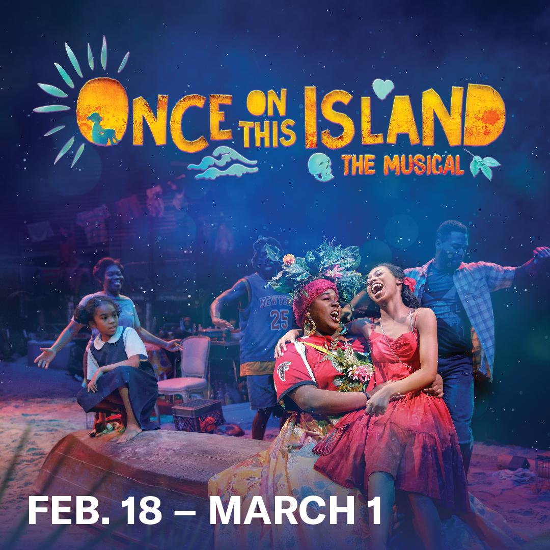 <b>Once On This Island</b> ...