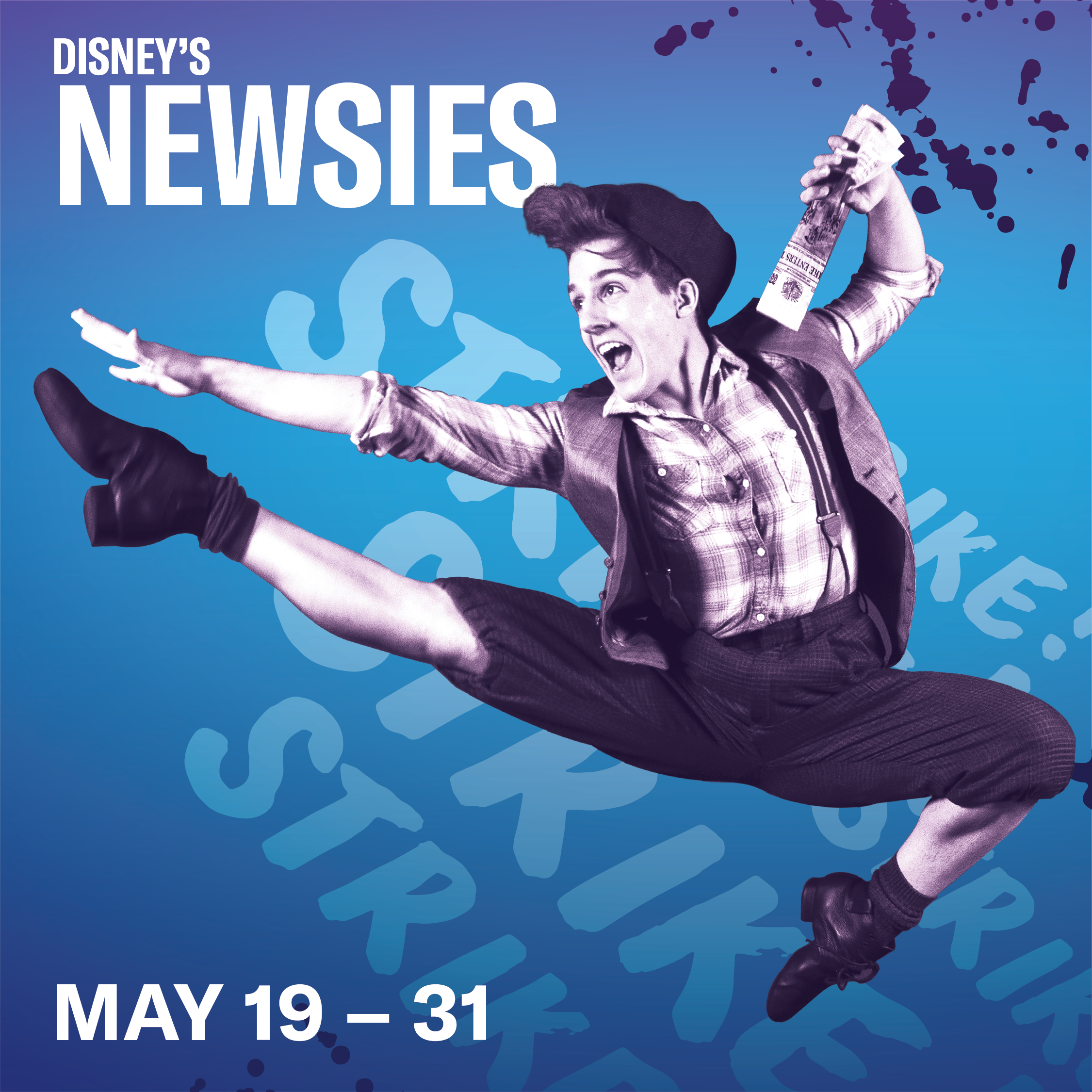 <b>Disney's Newsies</b>