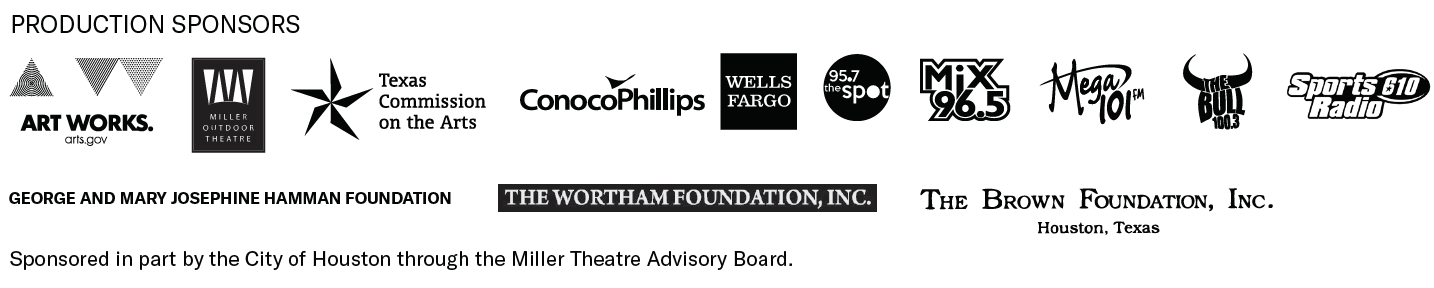 Seussical Production Sponsors